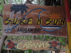 #41 Surf n' Sun (sign) 1