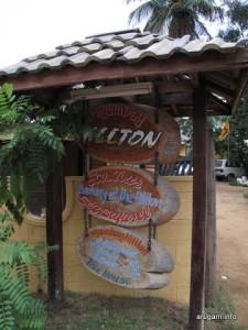 #39 Hillton Hotel (sign)
