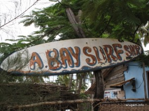 #46 ABay Surf Shop (sign)