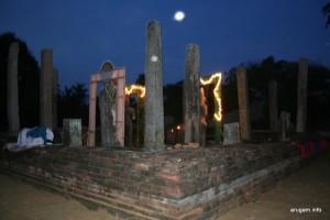 Ancient site nr. Arugam Bay