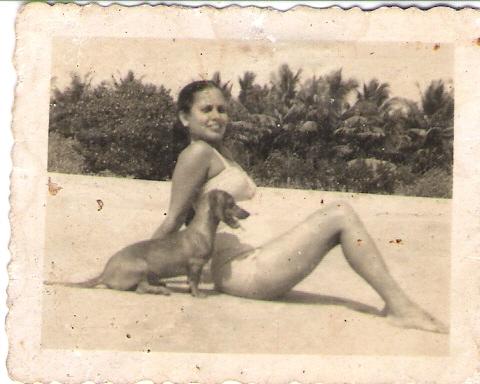 anno 1953 at Arugambay