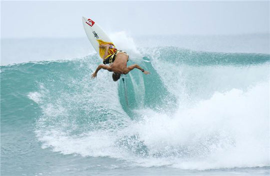 article wave surf café