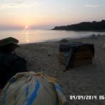 Sun Rise arrival
