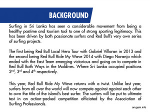 Red Bull  Background Info.