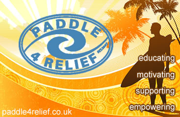 Paddle for Relief