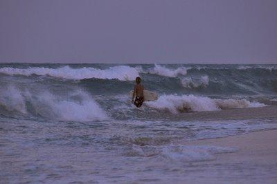 Swell at Arugam Bay
