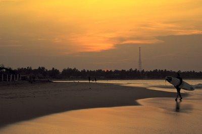 Arugam Bay Sunset