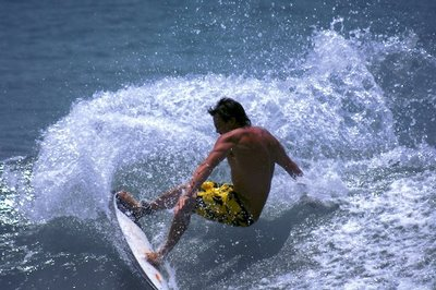 Point Surf At Arugam Bay